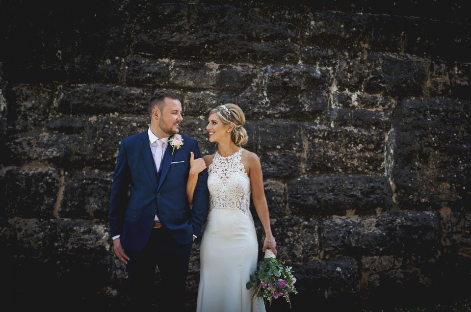 Jodie & James / Coombe Lodge / Bristol Wedding Photographer