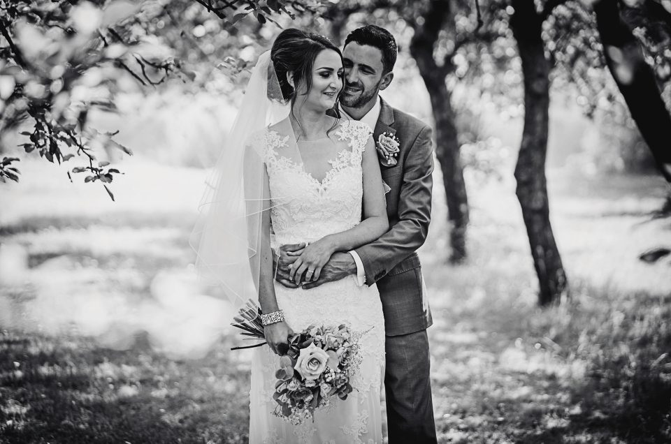 Alice & Mike / Yarlington Barn, Lympsham / Somerset Wedding Photographer