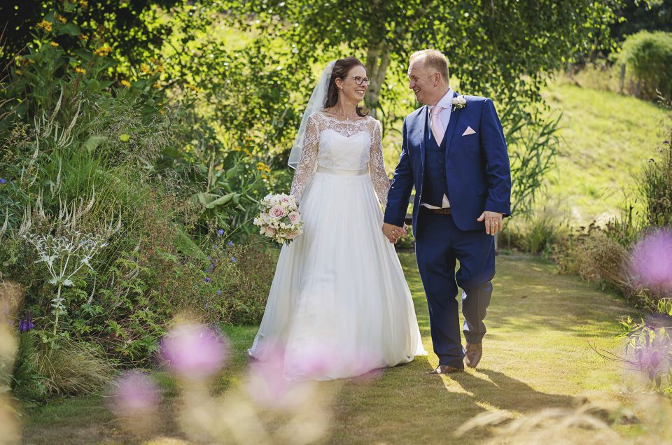 Anita & Andrew / Dillington House / Somerset Wedding Photographer