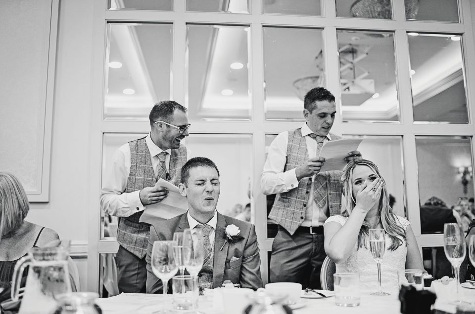 Catherine & James / Bailbrook House Hotel / Bath Wedding Photographer