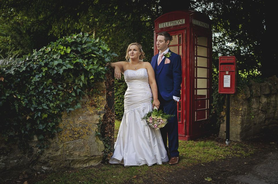 Chloe & Richard / Haselbury Mill / Somerset  Wedding Photographer
