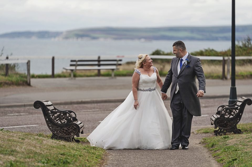 Jaine & Dan / Ocean Beach Hotel & Spa / Dorset Wedding Photographer