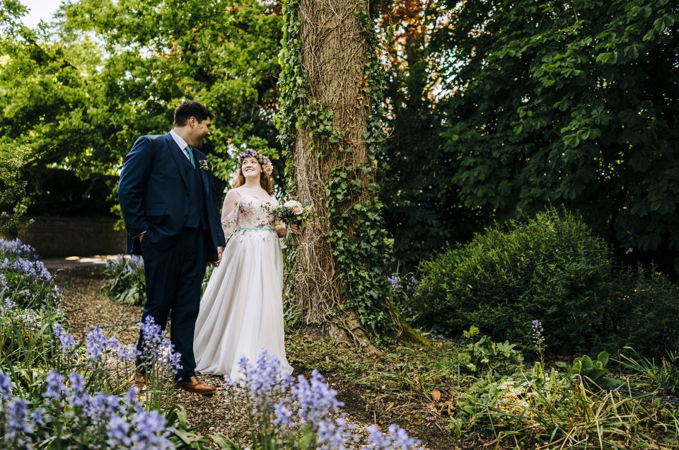 Sarah & Laurence / Old Bridge / Somerset Photographer