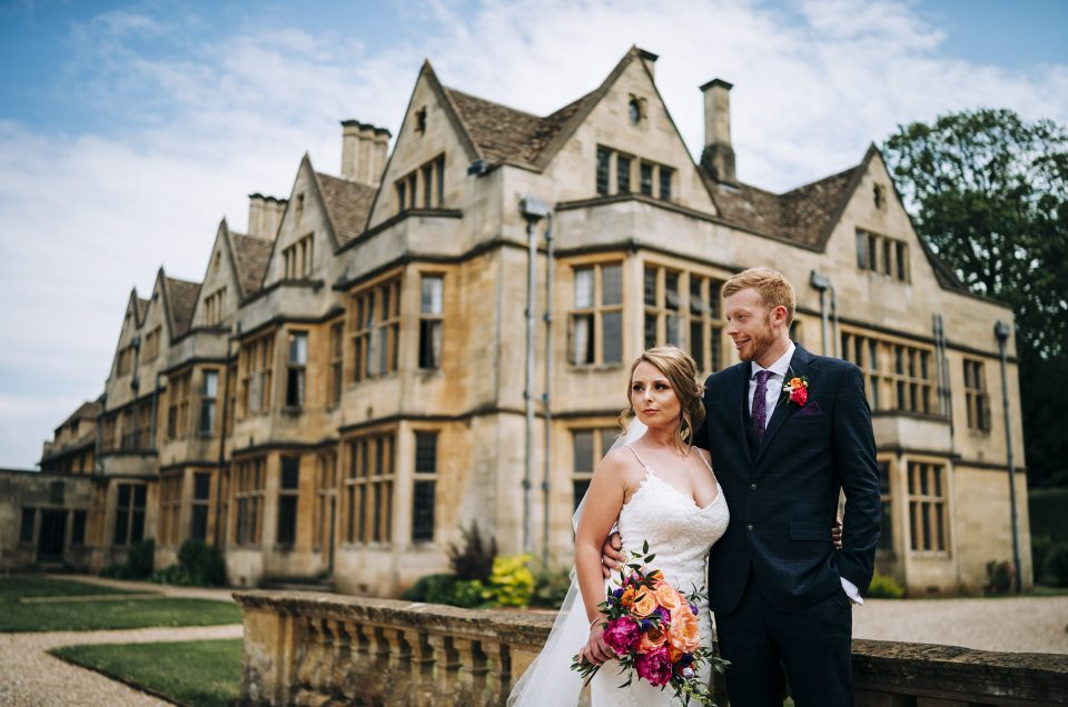 Natalie & Dan/ Coombe Lodge/ Bristol Photographer