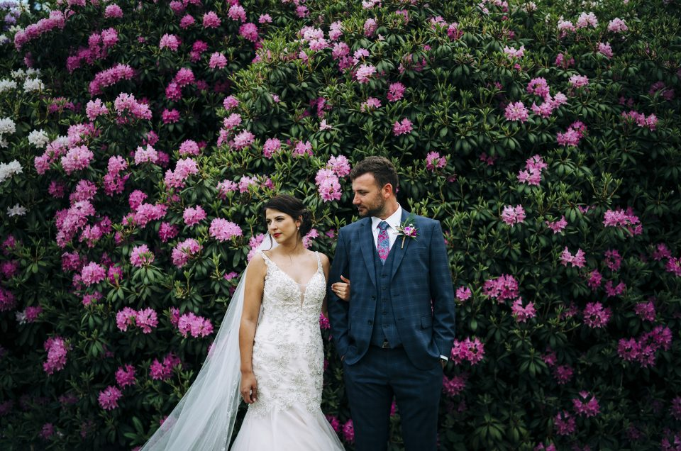 Natalia & Luke / Coombe Lodge  / Bristol Photographer