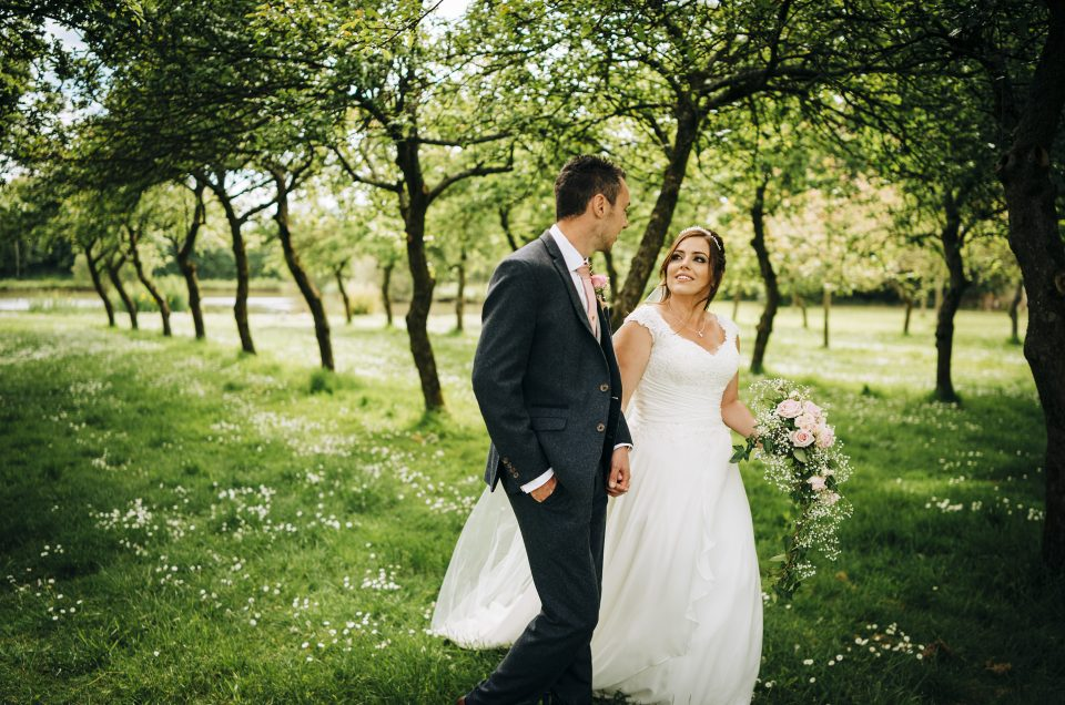 Melinda & Dave / Yarlington Barn  / Somerset Photographer