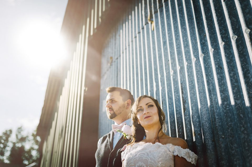 Rachel & Kevin / Aldwick Estate  / Bristol Photographer