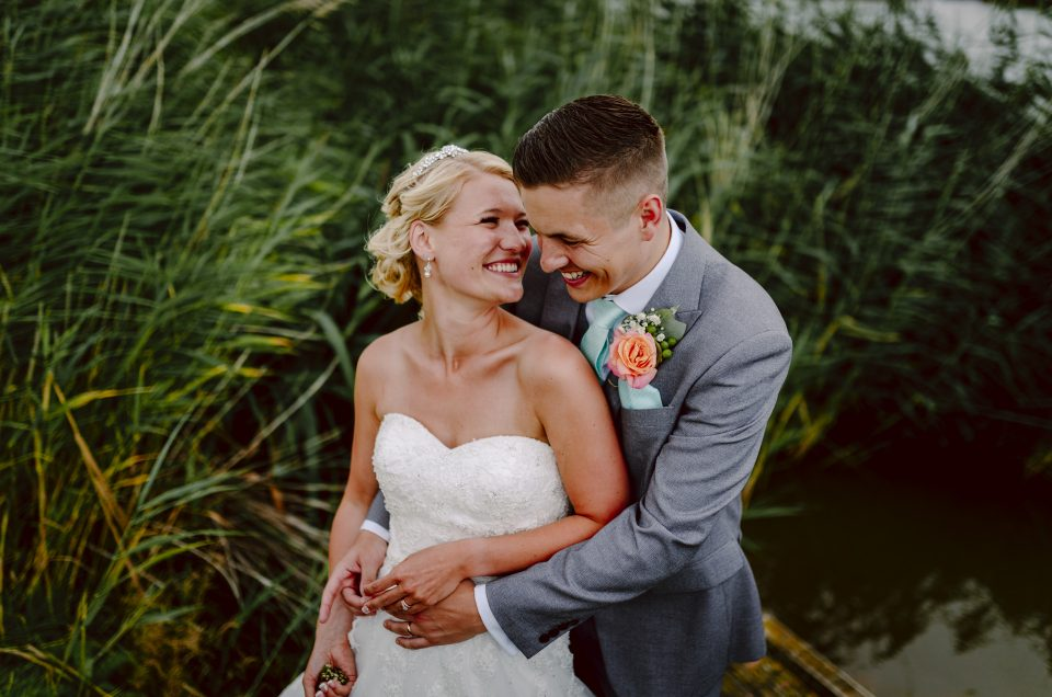 Kate & Thomas / Quantock Lakes / Somerset Photographer