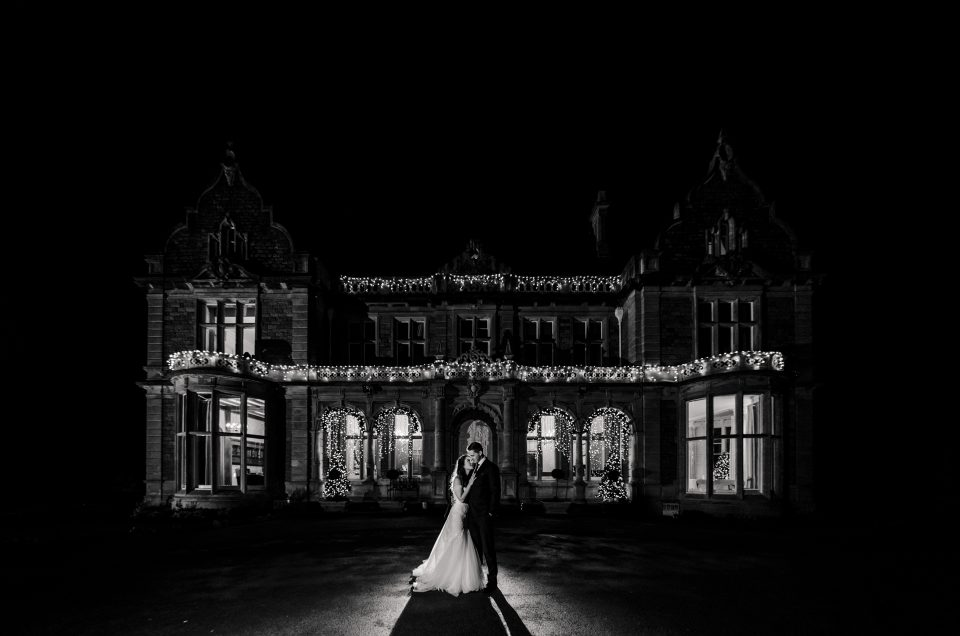 Briony & James/ Clevedon Hall / Bristol Photographer